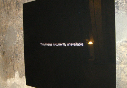 """This Image Is Currently Unavailable"", Lost Masterpieces by Julia Murakami and Alan Smithee"