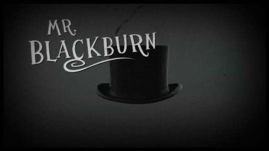 Mr Blackburn is a short film by Julia Murakami and Stephan Hilpert