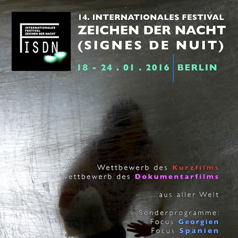 Jury at Signes de Nuit, Berlin