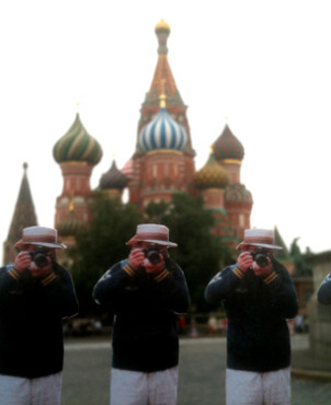 Moscow, Russia | Japanese Guerilla Paparazzi World Tour