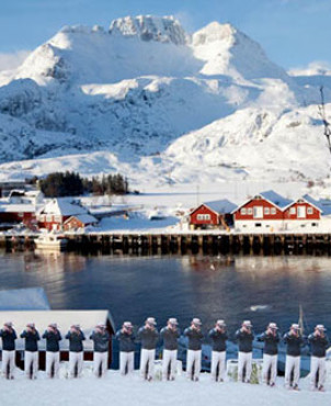 Lofoten | Japanese Guerilla Paparazzi World Tour