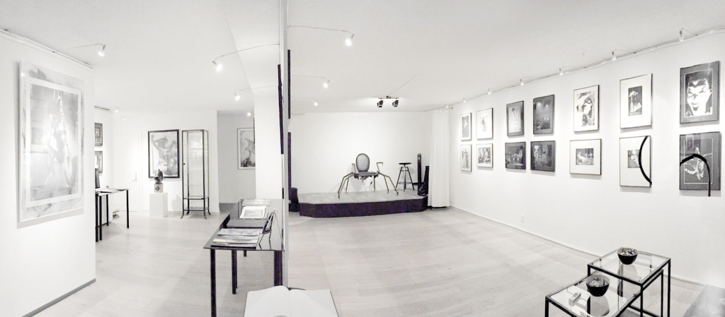 photo: KH5 Gallery in Zurich