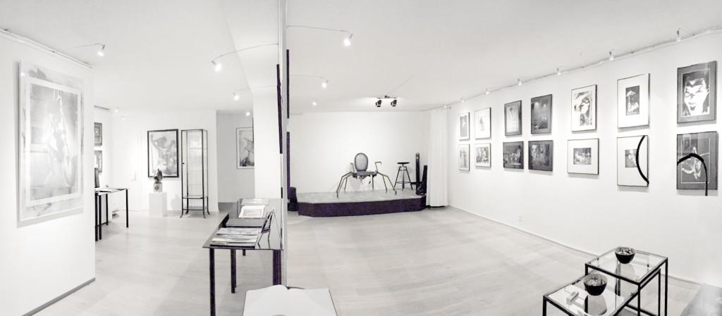 photo: KH5 Gallery in Zurich