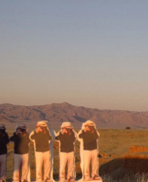Namibia, Africa | Japanese Guerilla Paparazzi World Tour