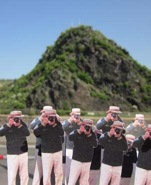 Loreley,  Germany | Japanese Guerilla Paparazzi World Tour