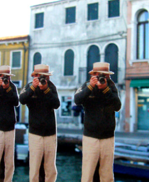 Venice, Italy | Japanese Guerilla Paparazzi World Tour