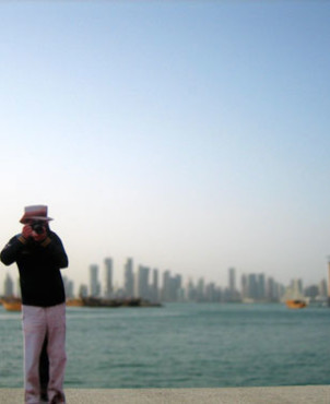 Doha, Quatar | Japanese Guerilla Paparazzi World Tour