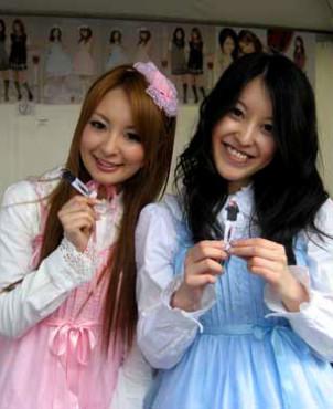 Yu-ki and Sakura at the Japan Day, Duesseldorf | Japanese Guerilla Paparazzi World Tour
