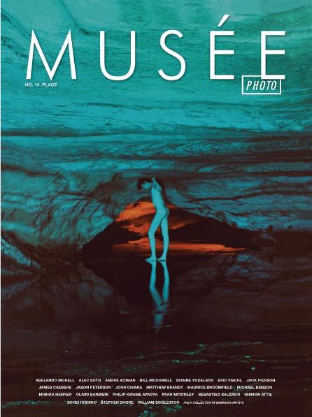 MUSÉE Magazine No.15 Place