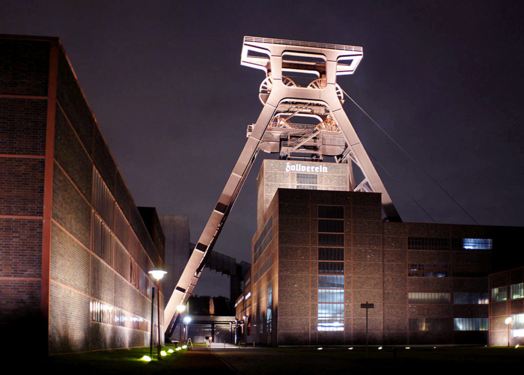 Contemporary Art Ruhr, media art fair at the World Heritage Site Zeche Zollverein in Essen, Foto: Directors Lounge