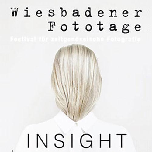 Wiesbadener Fototage,  26.8. – 10.9.2017