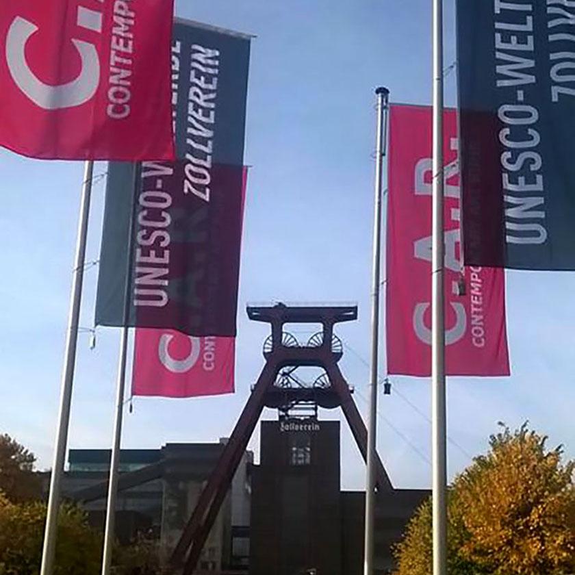 Contemporary Art Ruhr, The Innovative Art Fair at Zeche Zollverein