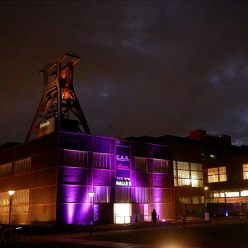 Contemporary Art Ruhr, Zeche Zollverein