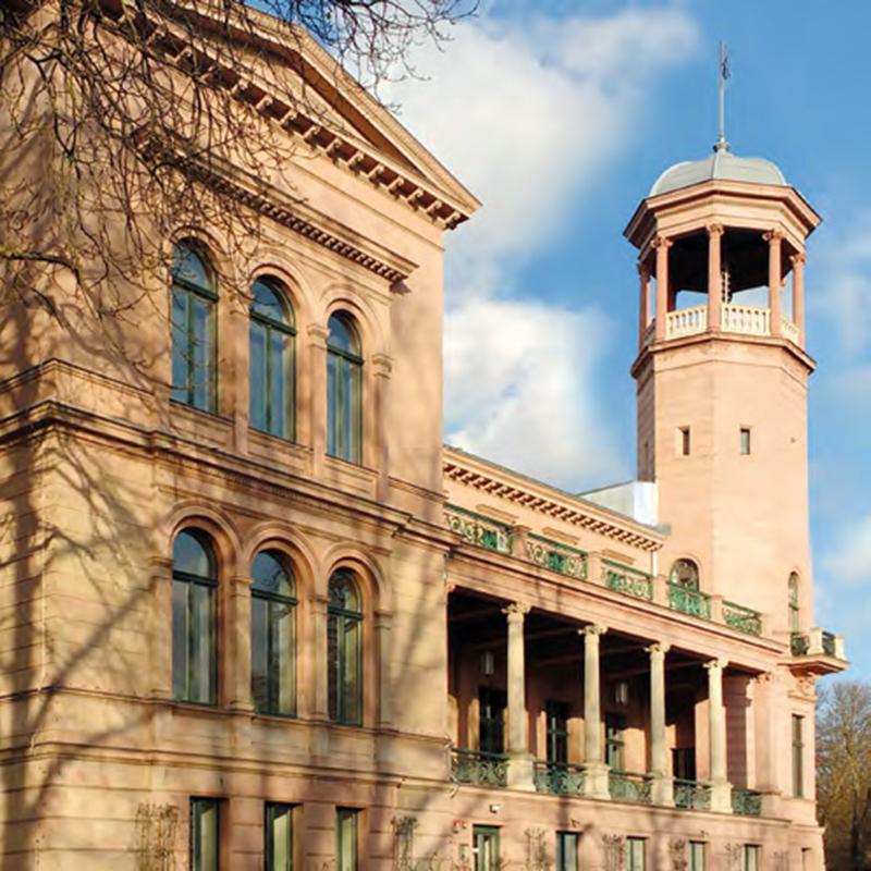 Schloss Biesdorf, Berlin – Sehnsucht nach dem Jetzt