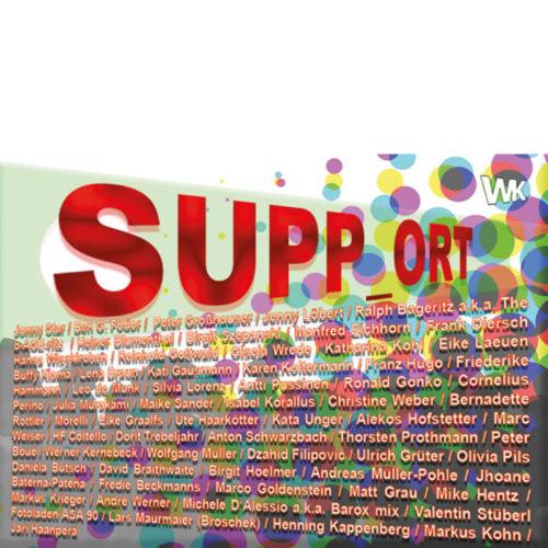 Walden Kunstausstellungen – SUPP_ORT